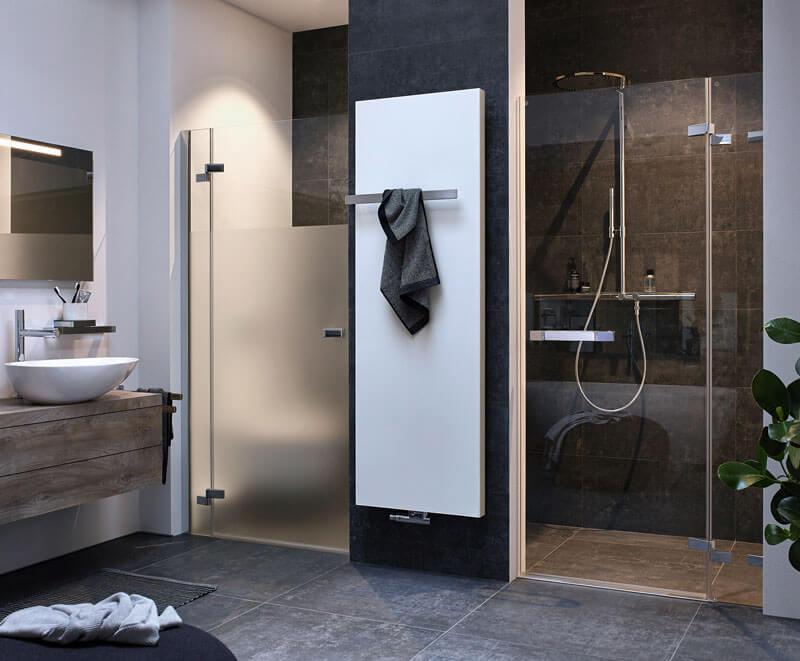 Kermi Dusche aus einem Guss