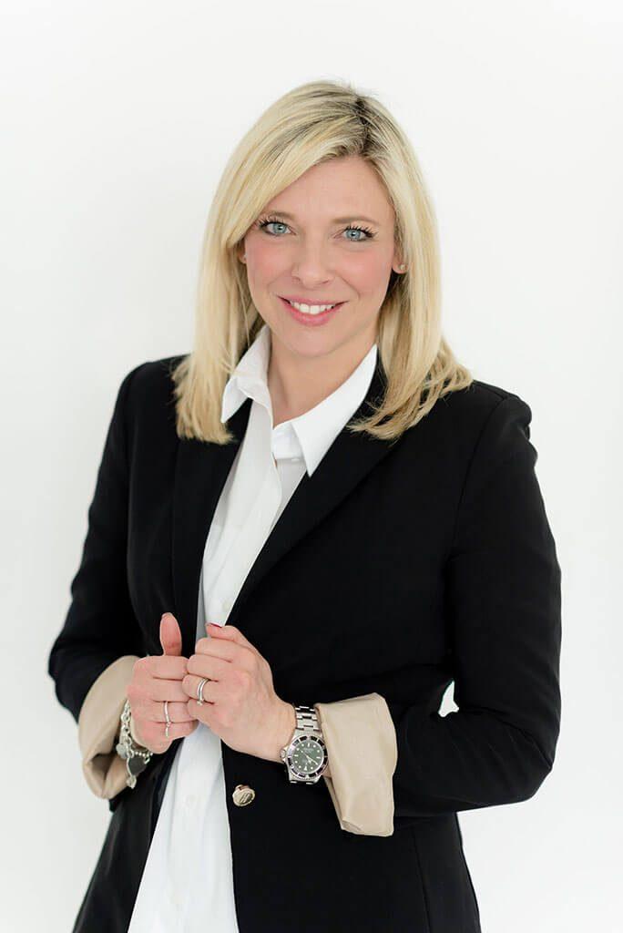 Juniorchefin Marina Mechtold
