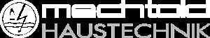 Logo Mechtold Haustechnik weiß
