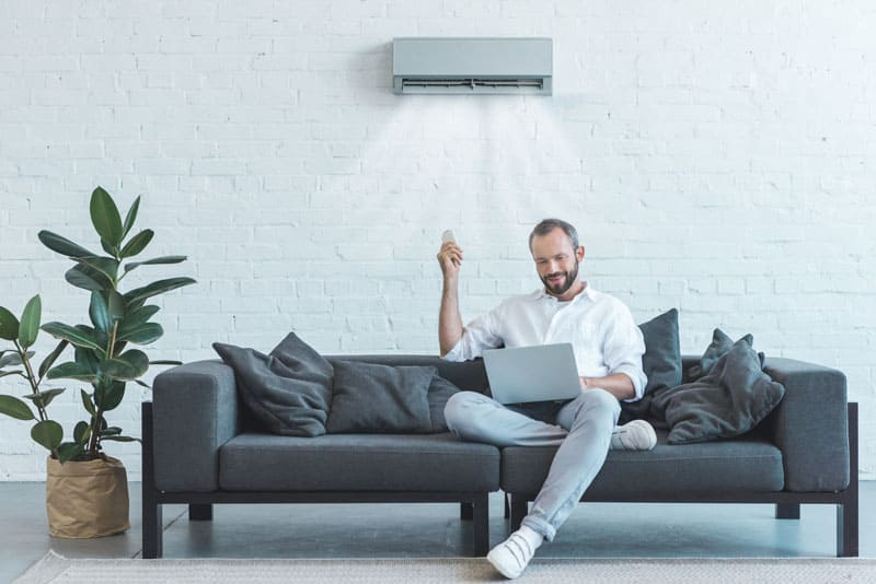 Wohlfühlklima durch Klimaanlagen